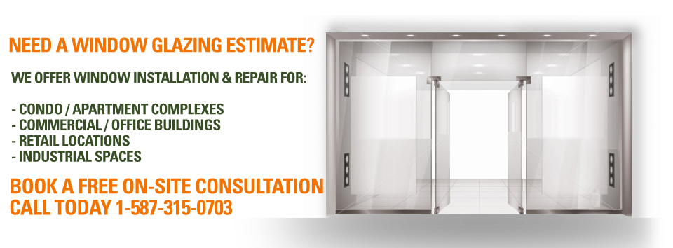 Edmonton Emergency Glass Repair And Installation